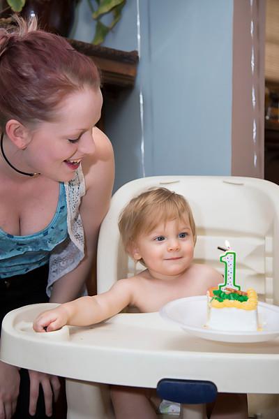 Colten's 1st Birthday!
