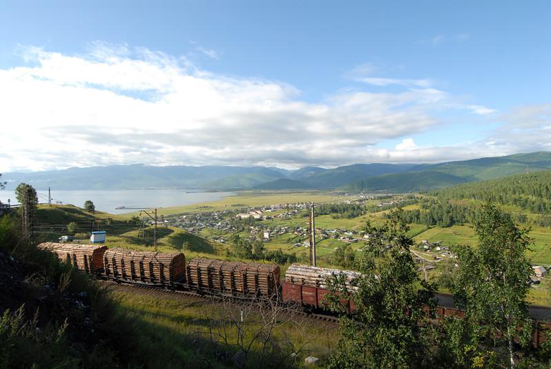 Russia - Lake Baikal - Sneshnaya Mountain Hike - Day 1