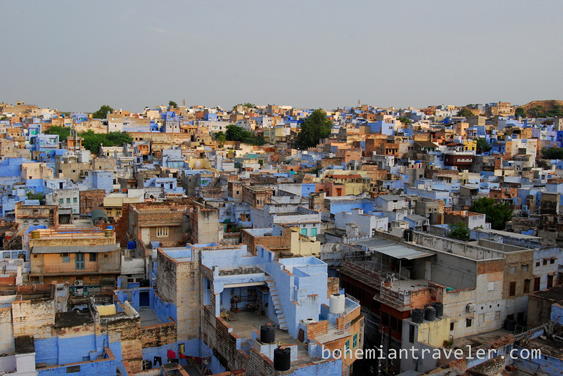 View of the Blue City of Jodhpur at dawn (3).jpg