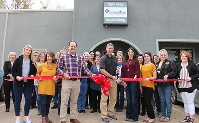 Cornerstone Therapy and Balance Center of Texas hosts ribbon cutting