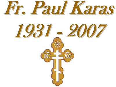 Fr. Paul Karas 1931-2007