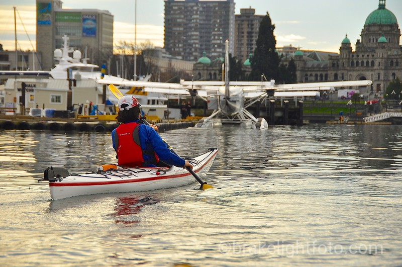 Kayak & Floatplanes