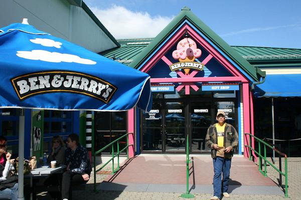 Ben and Jerry's Ice Cream Factory