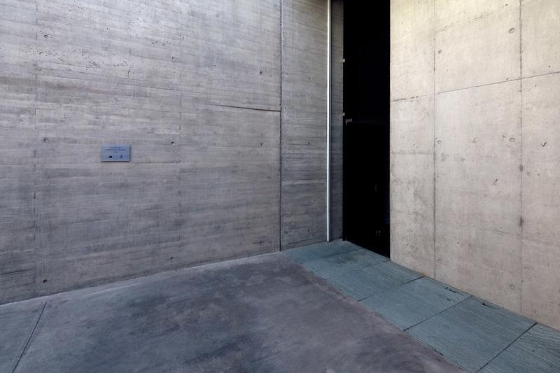 The Exit of La geometría de la conciencia (The Geometry of Consciousness) (Courtesy Alfredo Jaar Studio)