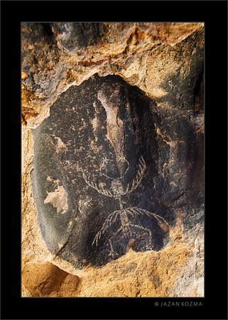 Ancient Rock Art Of The Chumash