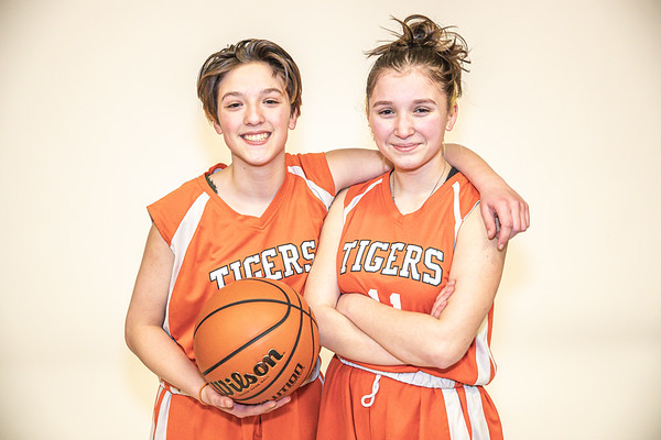 Farmington Junior High Girls Basketball (March 16, 2021)