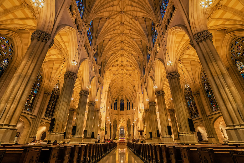 Long Weekend in New York City St Patricks Cathedral
