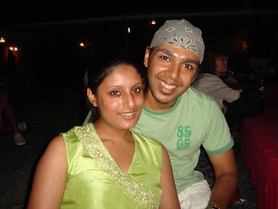 Honeymoon (Dubai, September 2006)