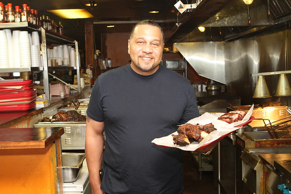 Tony Neely @ Restaurant