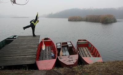 Srbija - Specijalni rezervat prirode Kraljevac, Deliblato, 8.12.2019.