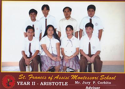 Class Photos SY 2003-2004