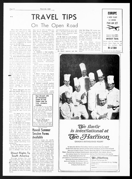 Daily Trojan, Vol. 57, No. 103, April 18, 1966