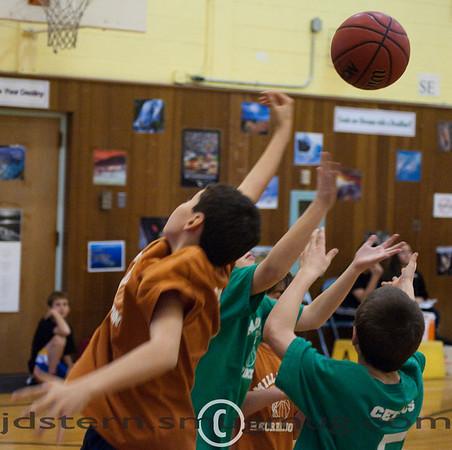 Cavaliers vs. Celtics 01.10.2009
