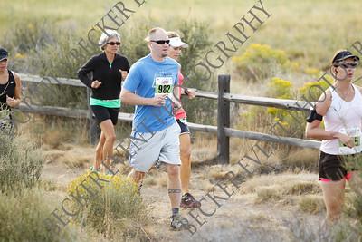 2013 Haulin Aspen 5k dog run start