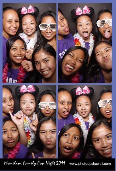 Momilani Family Fun Night 2011