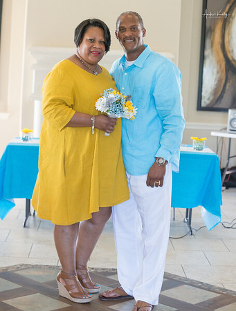 Jerry & Yulanda Lewis Wedding