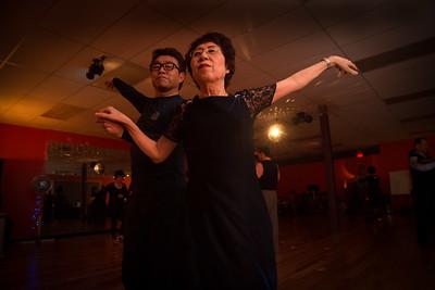 Mom's Dance Class