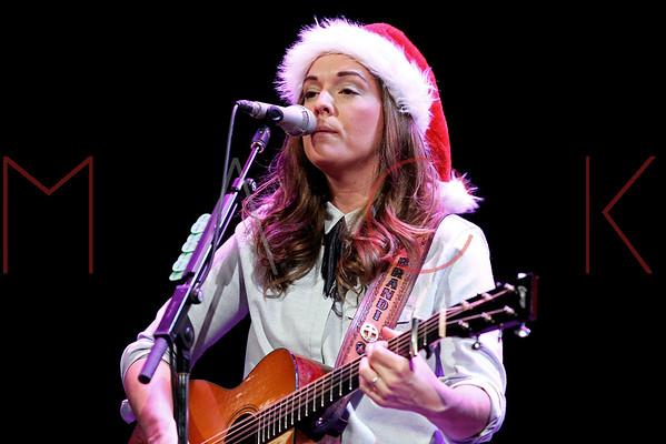 POUGHKEEPSIE  NY - DECEMBER 05:  Brandi Carlsile performs at the 1869 Bardavon Opera House on December 5, 2015 in Poughkeepsie, New York.