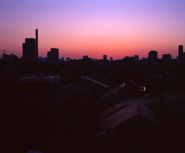 Sem Roof Sunrise