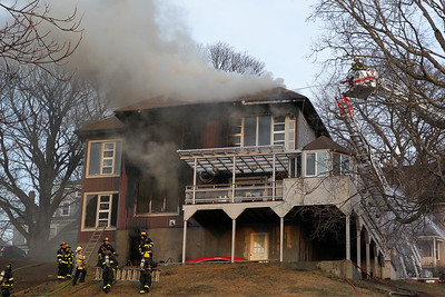 3 Alarm Structure Fire -41 Westminster St, Worcester MA - 2/24/20