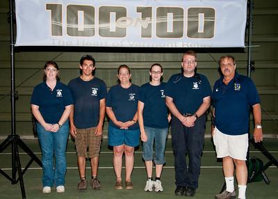 100 on 100 2011