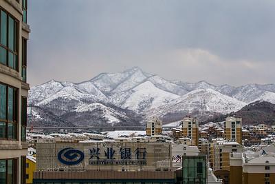 2014.1201 Weihai Winter