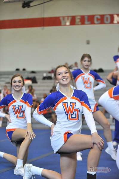 West Orange Cheer Metro at East River