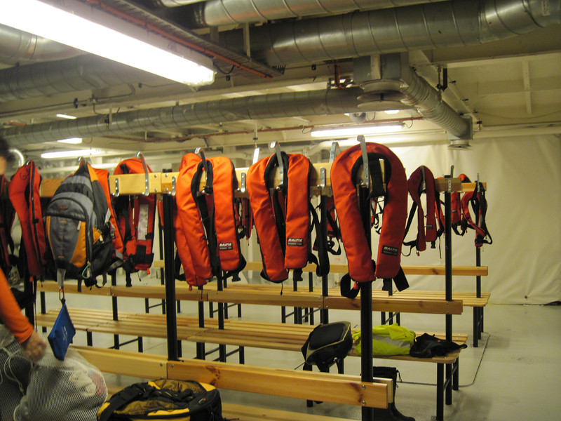 life jackets