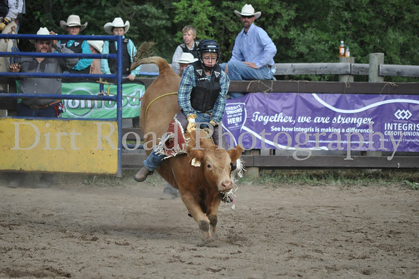 Prince George LBR Seniors Chute Doggin & Steers 2013