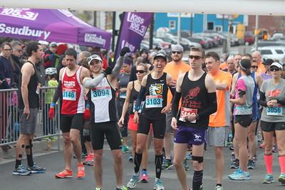 Sudbury Rocks TNOR & LU Runners'17
