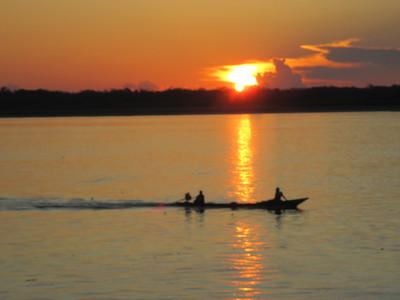 Iquitos, Nauta y el Rio Amazonas