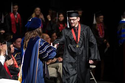 Ian Bertram Barnes - SDSU Graduation Commencement