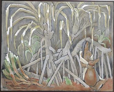 Charlot paintings