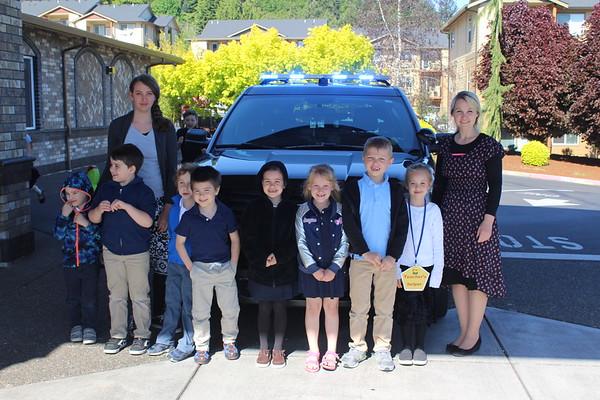 2019-05-09 Police visit