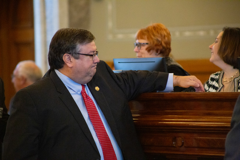 Representative Ken Rahjes