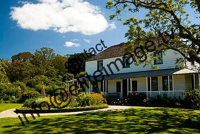 Kemp House, Keri Keri, Bay of Islands