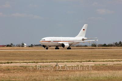 Airbus A310-304 Konrad Adenauer (10+21)
