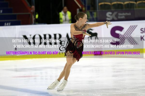 Anita Östlund SP SM 2017/18