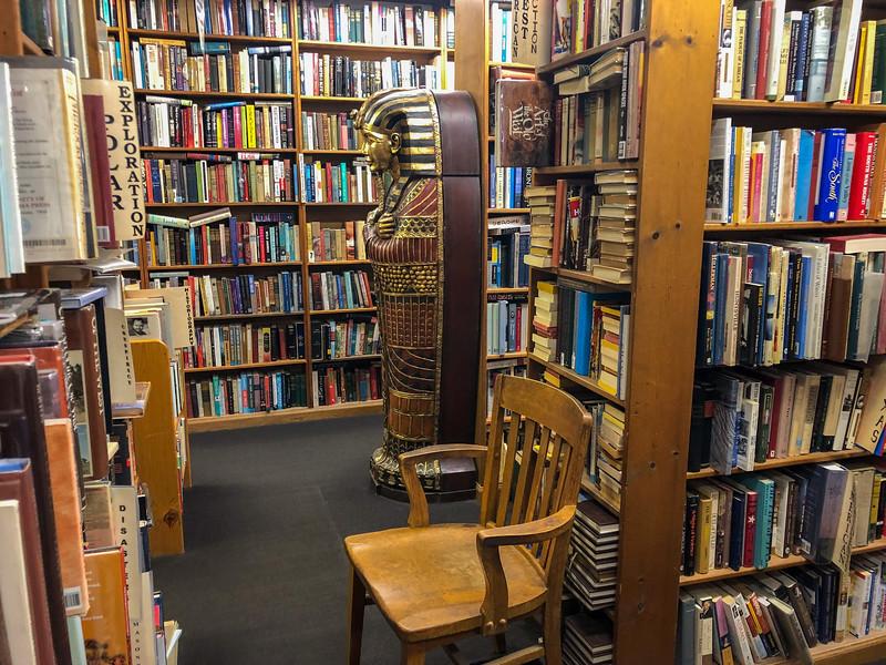 Dawn Treader book store in Ann Arbor