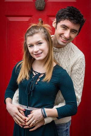 Sarah and Maximilian Engagement