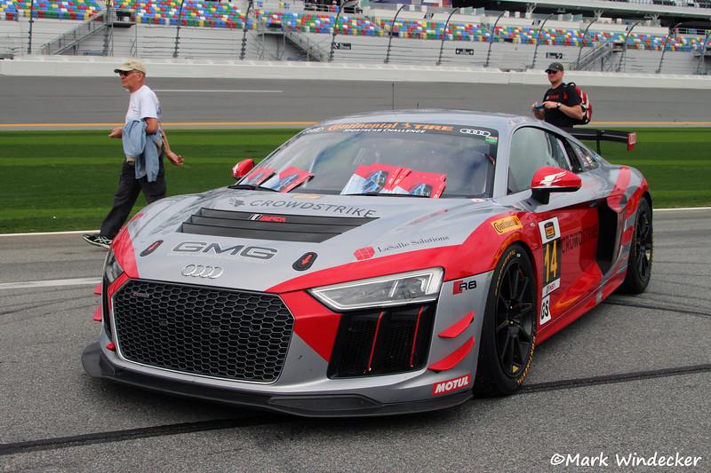 GS-GMG Racing Audi R8