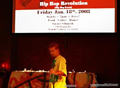 hip hop revolution 2008
