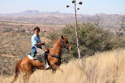 Arizona trail oct 2012