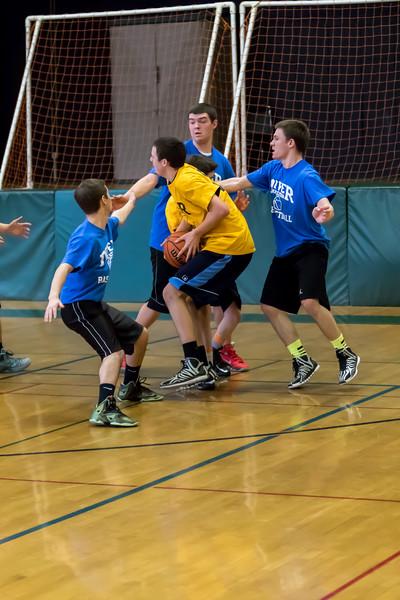 Dover Rec Basketball 031515