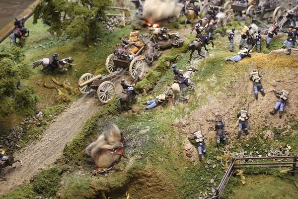 Miniature World - American Civil War [7 of 12] - 24 September 2017