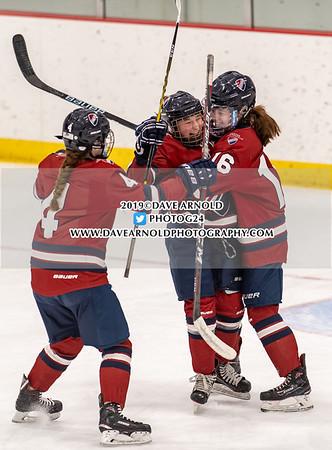 2/15/2019 - Girls Varsity Hockey - Cushing vs Southfield