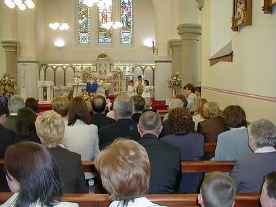 henry holy communion