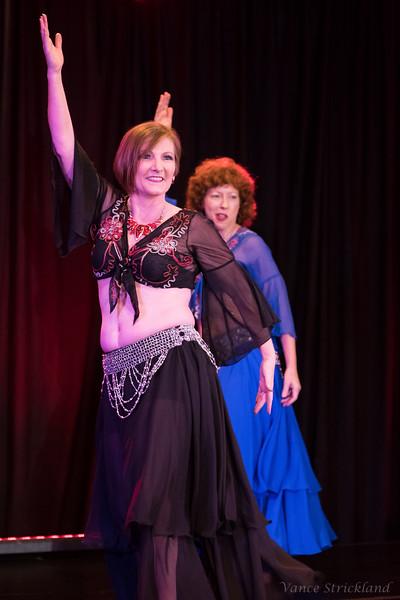 Act 2 - Kan Zaman dancers