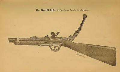 Reports of Brand's Breech-Loading Military Fire Arm, 1863 (Merrill part of document)