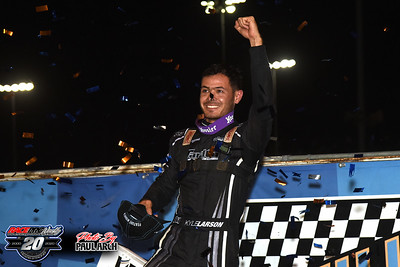 """""""The One & Only"""" - Knoxville Raceway - 8/15/20 - Paul Arch"""